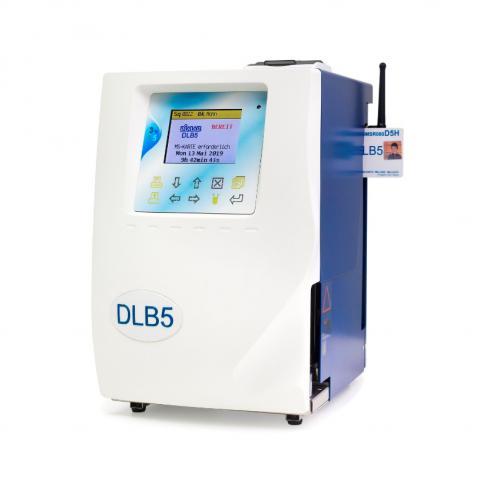Автоматичний гематологічний 5-diff аналізатор DLB5